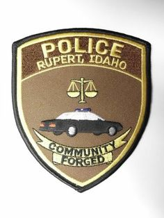 161 best police patches city images police patches coat of arms rh pinterest com