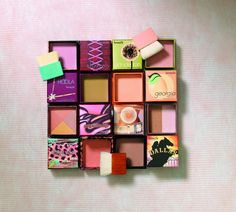 Boxed blushes benefit