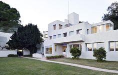 Les maisons d'architectes a visiter : La Villa Noailles de Robert Mallet-Stevens