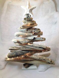 Pianeta delle Idee: Idee natalizie con il riciclo del legno!