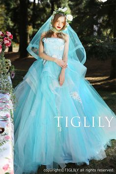 color dress (c160) – TIGLILY