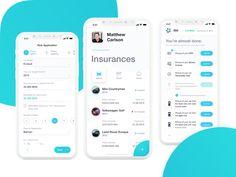 Insurance App by Gabriel Paunescu