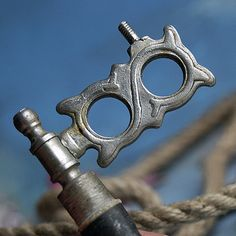 antique key from a Russian samovar...    Sept 10 by CoolVintage