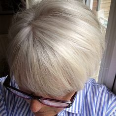 Think my hairdresser nailed it! Used Goldwell products to create this iced blonde 😍