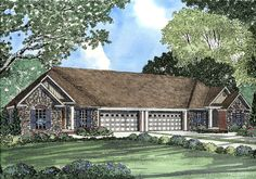 House Plan ID: chp-21223 - COOLhouseplans.com