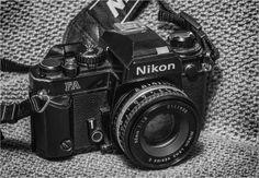Nikon FA Film Camera, Binoculars, Nikon, Cameras, Digital, Camera, Movie Camera