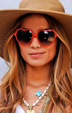 I totally couldn't resist these. Could you for $10? Didn't think so! http://www.shopzerouv.com/products/large-thin-cute-womens-heart-shape-fashion-sunglasses-8468