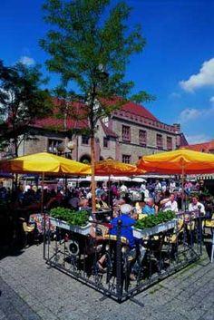 Göttingen_09: Old City Hall on Market