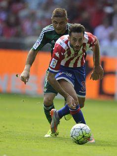Las imágenes del Sporting-Betis