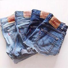 Who wears short (501) shorts?  #regram @_julimaj_