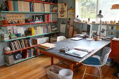 Perfect office work space