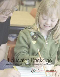 Educator Package for students with Down syndrome