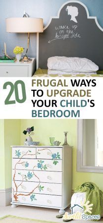 20 Frugal Ways to Up