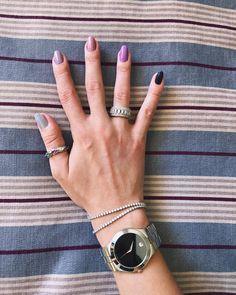 Garra, Get Nails, Hair And Nails, Nails Today, Makeup Tips, Makeup Hacks, Easy Nail Art, Manicure Ideas, Nail Ideas