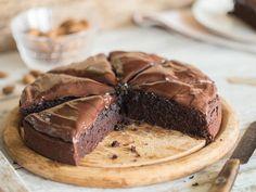Cleaner Schokoladenkuchen