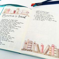 Ma Liste de Livres à Lire / PAL ✒ Retrouvez toutes les photos de mon #bulletjournal sur Pinterest ou Instagram @lesoucidudetail