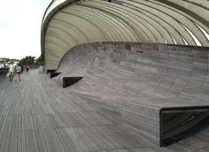 Henderson Waves bench