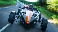 Price: £30,572 (new)It's the car that distorted Jeremy Clarkson's face. An Ariel Atom has to be the ... - Ariel