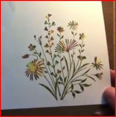 This is a fab tutorial for using Distress Markers from Tim Holtz and Ranger