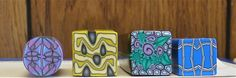 Knightwork: Playing with Clay: Pardo Art Clay Canes & Pendants