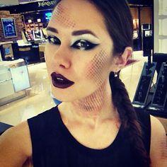 #halloween #macrussia #makeup #mua #macgirl #makeupartist #Padgram