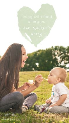 Living with food allergies: one mother's story Baby Family, S Stories, Everyday Food, Baby Hacks, Food Allergies, Baby Feeding, Baby Sleep, Breastfeeding, Parenting