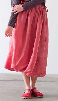 skirt from Gudrun Sjödén, Spring 2011
