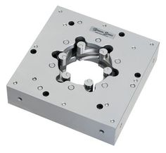 """Stainless Steel Precision Six Jaw Chuck - Square 3"""" –4"""" Capacity – BTDSQ34 