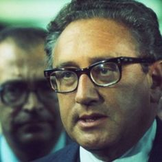 Dr. Henry Kissinger is believed by millions to be one of the single most EVIL individuals still living, or to have ever lived. The problem w...