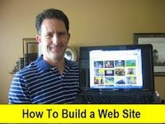 How to build your own web site, including links, pictures, videos, and even a way to sell things and collect money with Paypal