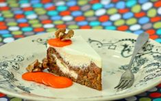 Carrot cheesecake Carrot Cheesecake, Cheesecakes, Yummy Cakes, Carrots, Desserts, Food, Carrot Cake Cheesecake, Meal, Deserts
