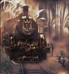 all aboard the crazy train..