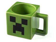 Minecraft Creeper Mug