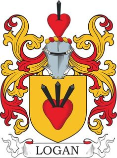 Logan Family Crest and Coat of Arms