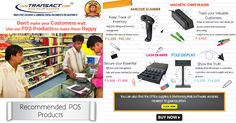 Modernize your stationery store & boost profit. Get advanced Cash Register, Receipt Printer & Barcode Scanner at best price.