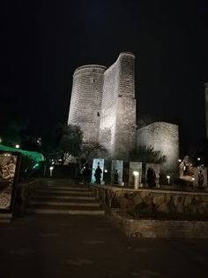 History of Azerbaijan: The Maiden Tower or Giz Galasi