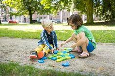 Puzzel giraf: educatief speelgoed voor de allerjongsten!