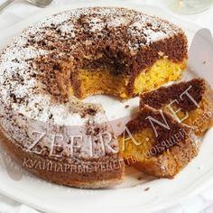 Постный тыквенный кекс – Кулинарные рецепты любящей жены