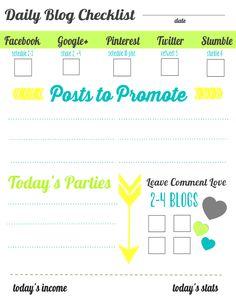free blog Printable - The Girl Creative