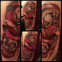 Tattoo done by @buffonetti  Para Citas/Appointments: Loyaltytattoobcn@gmail.com Tfno: 93 213 08 16 C/Vallfogona 10 Barcelona  #newschool #newschooltattoo #daruma #darumas #color #pug #pugtattoo #tattoo #tattoos #inked #tattooed #design #amazingink #photooftheday #tatted #instatattoo #tatts #bodyart #art #barcelona #bcn #ink #tatuaje #pic #photo #tattooist #loyalty #loyaltytattoo #loyaltytattoobcn #loyaltytattoobarcelona