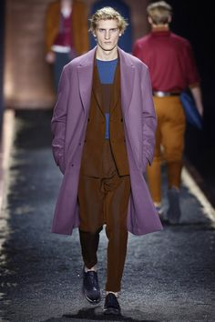 Berluti | Menswear - Autumn 2016 | Look 16
