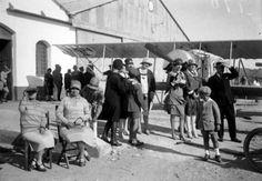 Blogue de jmgs :Recordar o passado, Campo de Aviação da Amadora 1920