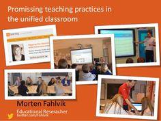 Promising blended teaching practice, ideer til bruk av its learning
