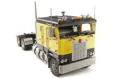 Lego Kenworth K100C