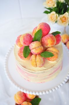 .. Easter Recipes, Easter Food, Peach Party, Red Velvet, Bakery, Cheesecake, Cooking, Desserts, Events