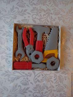 Купить Пряничные инструменты - ярко-красный, пряничные инструменты, расписные пряники, имбирные пряники