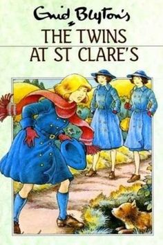 The Twins at St. Clare's by Enid Blyton (1941)