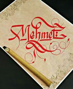 Kendi kalemim den Mehmet Akgül