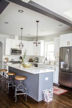 202 best kitchen designs images in 2019 future house cuisine rh pinterest com