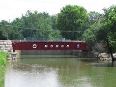 Monon Trail...favorite place for an afternoon bike ride.